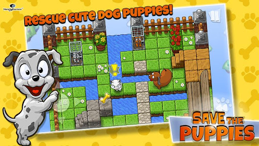 Save the Puppies apk - Premium версия игры